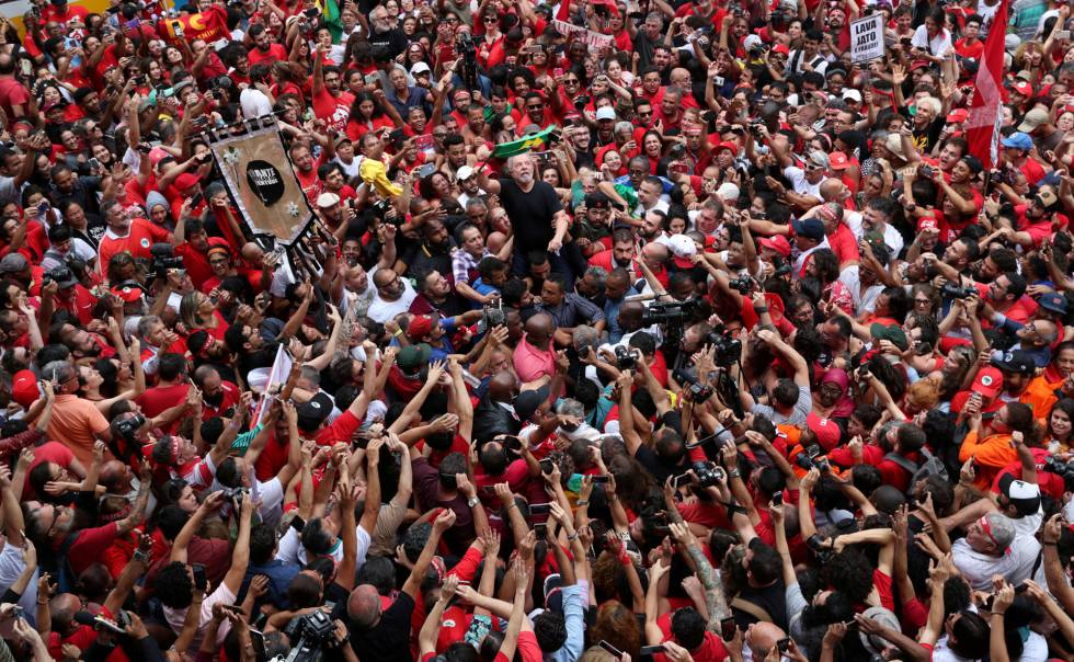 Lula confirms the will to fight for the Brazilian people