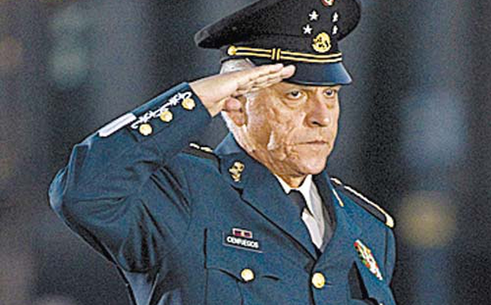 Detienen En Eu Al General Salvador Cienfuegos Exsecretario De La Defensa Nacional Agendamx
