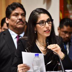 Por mentirosa, la Fiscal Verónica Hernández Giadáns en el umbral de su renuncia al cargo