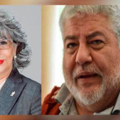 Delegado Manuel Huerta: Primo hermano de la Presidenta del Poder Judicial, Sofía Martínez Huerta
